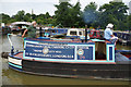 SP5365 : 'Stanton' at Braunston Historic Narrowboat Rally by Stephen McKay