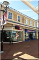 ST1587 : Shoe Zone, Castle Court Shopping Centre, Caerphilly by Jaggery