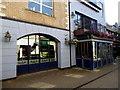 H4572 : Rue, Main Street, Omagh by Kenneth  Allen