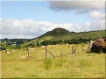 J0125 : Sugarloaf Hill from the Aghmakane Road by Eric Jones