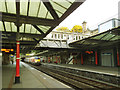 SE1039 : LNER train through Bingley (1) by Stephen Craven