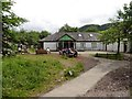 NN1272 : Ben Nevis Visitor Centre by Roger Cornfoot