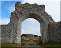 TM4770 : Remains of Greyfriars Friary, Dunwich by Mat Fascione