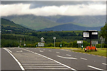 X2996 : Northbound N25 above Dungarvan by David Dixon