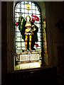J3374 : World War I North Irish Horse window at Belfast City Hall by Eric Jones