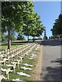 SX9192 : Northernhay Gardens, Exeter; Shrouds of the Somme, part 2 by David Smith