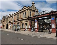 NS2982 : Helensburgh Central Station by Roger Cornfoot