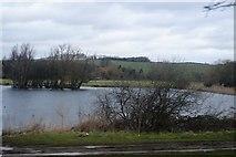 TR0954 : Large lake by N Chadwick
