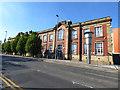 SE3221 : Wakefield College - D Block, Balne Lane by Stephen Craven