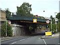 TQ1969 : Low bridge, Norbiton by Malc McDonald
