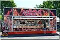 NY4887 : Burger stall, Newcastleton by Jim Barton