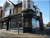 TR3967 : The Fireplace Company, High Street, Broadstairs by David Howard