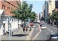 J3373 : Belfast Bikes' Station in Great Victoria Street by Eric Jones