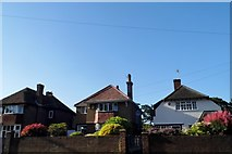 TR3868 : Houses on Broadstairs Road, St Peter's by David Howard
