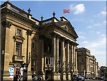 NZ2464 : The Theatre Royal, Grey Street, NE1 (2) by Mike Quinn