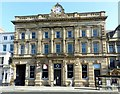 SE3320 : Former bank building, 57/59 Westgate, Wakefield by Alan Murray-Rust