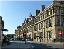 SE3220 : County Hall, Wakefield by Alan Murray-Rust