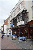 TR1457 : Caffe Nero by N Chadwick