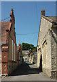 ST8132 : Barton Lane, Mere by Derek Harper