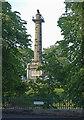 NU1913 : Percy Tenantry Column, Alnwick by Julian Osley