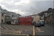 SX2553 : Looe Fire Station by N Chadwick