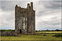 M4310 : Castles of Connacht: Drumharsna, Galway (1) by Mike Searle