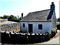 H4572 : Former toll house, Dergmoney Lower, Omagh by Kenneth  Allen