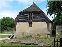 ST8260 : Barton Farm - the granary by Michael Dibb