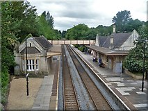 ST8260 : Railway station [1] by Michael Dibb