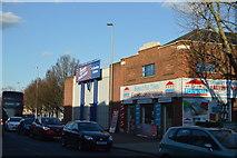 TQ3986 : B&M, High Rd Leytonstone by N Chadwick