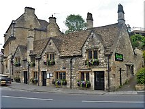 ST8260 : Restaurant premises by Michael Dibb