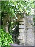 ST8260 : Water gate by Michael Dibb