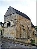 ST8260 : Saxon church by Michael Dibb