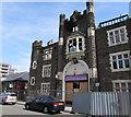 ST3187 : Fire-damaged Abundant Life Centre, Lower Dock Street, Newport by Jaggery
