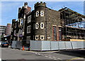 ST3187 : Corner of Lower Dock Street and Caroline Street, Newport by Jaggery