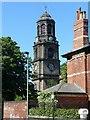 SE3221 : Church of St John the Baptist, Wakefield by Alan Murray-Rust