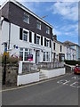 SN3859 : Former Hungry Trout restaurant, New Quay by Jaggery