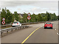 W8273 : Entry Sliproad to N25 at Carrigtohill by David Dixon
