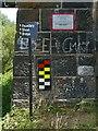 SE3419 : Foundary Shoal Bridge, Wakefield by Alan Murray-Rust