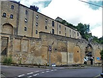 ST8260 : The Old Brewery [1] by Michael Dibb