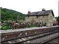 SE8191 : Levisham Railway Station by Andrew Curtis