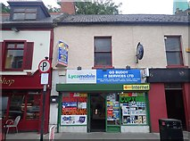 J0407 : Printing and Scanning business in Church Street, Dundalk by Eric Jones