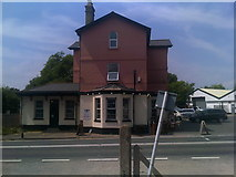 TM4069 : Darsham Station Emporium  the former Stradbroke Arms Public House by Adrian Cable