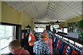 SP7902 : Princes Risborough signal box - Interior view 2 by John Webb