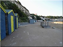 TR3968 : Stone Bay, Broadstairs by David Howard