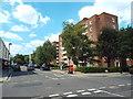 TQ2783 : Charlbert Street, St. John's Wood by Malc McDonald