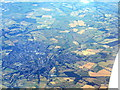 SP2974 : Kenilworth from the air by M J Richardson