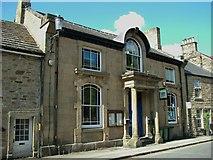 SK2176 : Eyam Mechanics Institute Village Club. Eyam, Derbyshire by Peter Evans