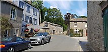 SD9772 : Kings Head public house in Kettlewell by Chris Wood