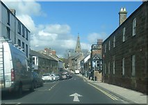 NU2410 : Northumberland Street, Alnmouth by Colin Pyle
